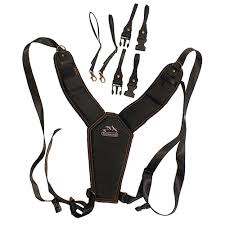 Trekking harness black