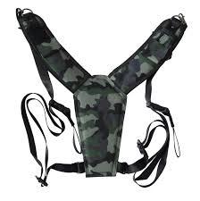 Trekking harness camo